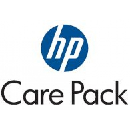HP Care Pack za monitorje iz 3 let na 4 leta NBD 084813