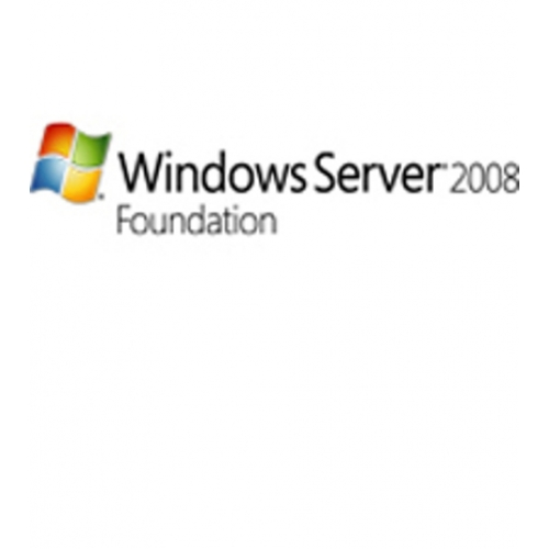 Dod. HP MS WS08 Foundation Srv (589222-B21)