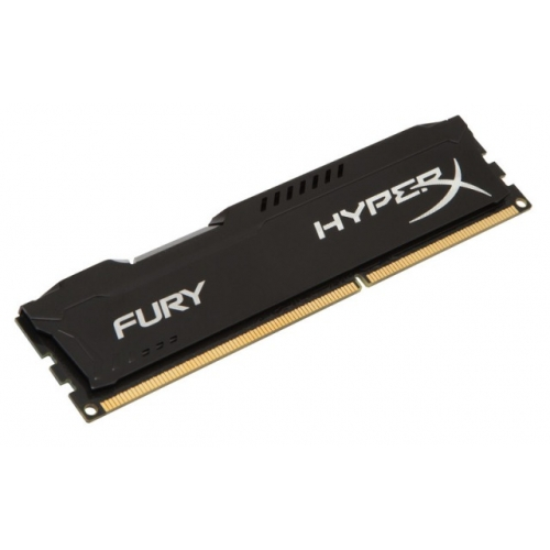 RAM DDR3 16GB PC1866 HX FURY BLACK, CL10, kit (2 x 8 GB) 119004