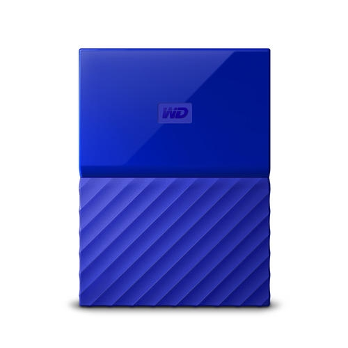 HDD WD My Passport® 2TB Moder, USB 3.0 (2.0), WD Backup™, WD Security™,WD Drive Utilities™ (WDBS4B0020BBL-WESN)