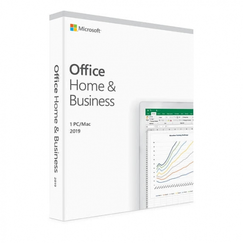 FPP Microsoft Office Home&Business 2019, PC/MAC, angleški 141841