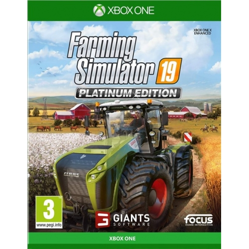 Farming Simulator 19: Platinum Edition (Xone)