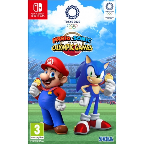 Mario and Sonic at the Olympic Games: Tokyo 2020 (Switch)