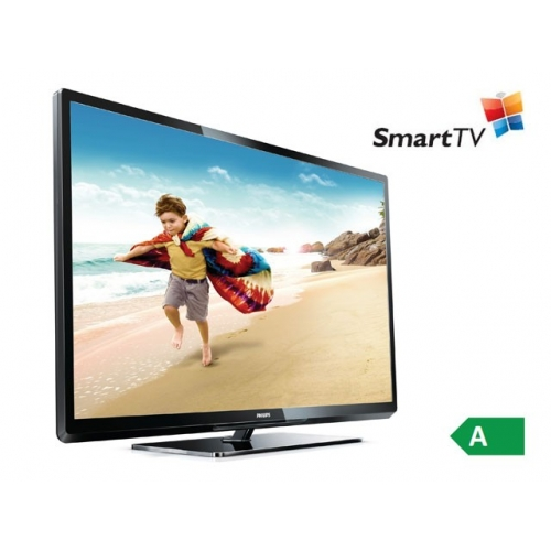LED TV sprejemnik Philips 42PFL3507H (Smart TV, Digital Crystal Clear, Wi-Fi Ready, DVB-T/C)