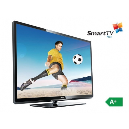 LED TV sprejemnik Philips 42PFL4007H (Smart TV Plus, Pixel Plus HD, Wi-Fi Ready, DVB-T/C)