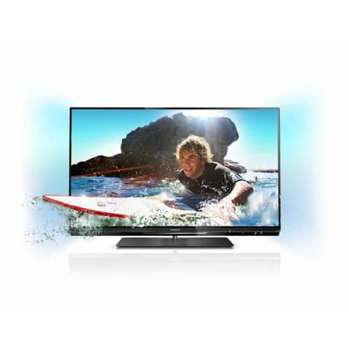 LED TV sprejemnik Philips 32PFL6007K (Easy 3D, Smart TV Premium, Ambilight Spectra 2, Pixel Precise HD, Wi-Fi vgrajen, DVB-T/C/S2)