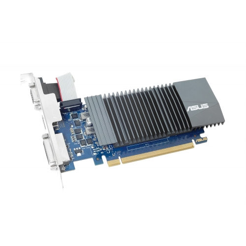 ASUS GeForce GT710 2GB GDDR5, low profile, bracket ASV-710-2GD5-SL-BRK