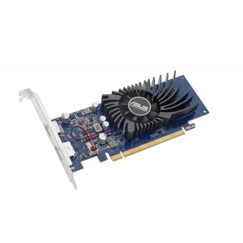 ASUS GeForce GT1030 2GB GDDR5, low profile, I/O br ASV-GT1030-2GBRK