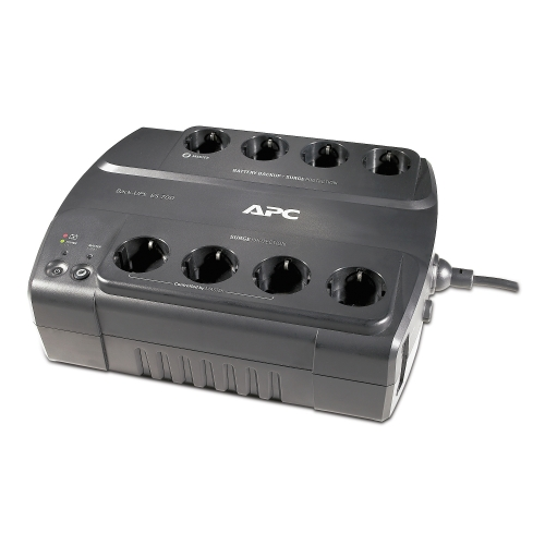 APC Back-UPS BE700G-GR 405 W / 700 VA AUPS001