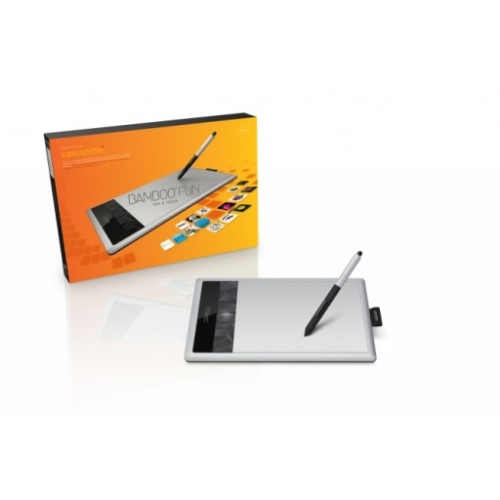 Grafična tablica Wacom Bamboo III FUN Pen + Touch M, USB GRTWAC038
