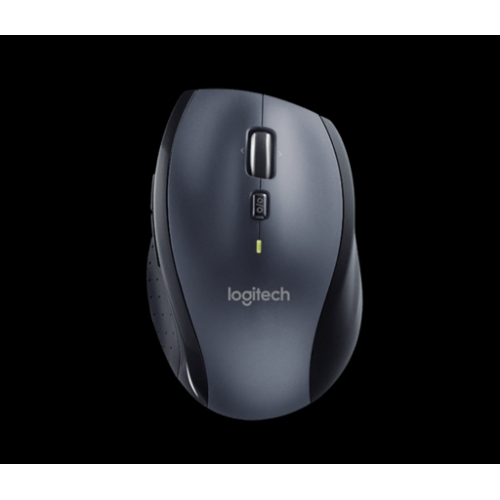 Miška Logitech M705 Wireless, unifying, temno siva MOULOR238