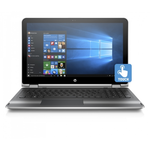HP Pavilion x360 15-br008nm i3-7100U 4GB/256,Win10 Y3FX68EA