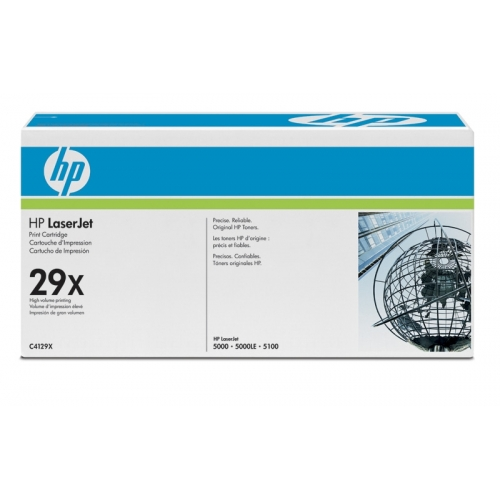 HP TONER FOR LJ 5000/5100SERIES, 10.000 strani YC4129X