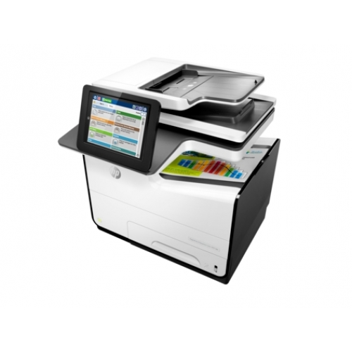 HP PageWide Enterprise Color MFP 586dn Printer YG1W39A