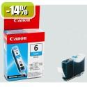 ČRNILO CANON BCI-6 CYAN ZA 280 STRANI ZA S800 / S9000 / S820 / S900 / S830D / i9100 / i950 / i965 011534