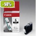 ČRNILO CANON BCI-6 ČRNO ZA 280 STRANI ZA S800 / S9000 / S820 / S900 / S830D / i9100 / i950 / i965 018888