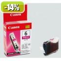 ČRNILO CANON BCI-6 MAGENTA ZA 280 STRANI ZA S800 / S9000 / S820 / S900 / S830D / i9100 / i950 018889