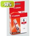ČRNILO CANON BCI-6 RDEČA, 13ml ZA i990 / i9950 / PIXMA iP8500 049603