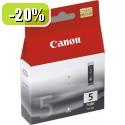 ČRNILO CANON PGI-5 ČRNO ZA  iP3300/4200/4300/5200/5300/IX4000/5000 26ml (0628B001AF)