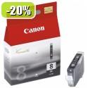 ČRNILO CANON CLI-8 ČRNO ZA IP4200/4300/5200/5300/660D/6700D/PRO9000 13ml 067269