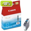 ČRNILO CANON CLI-8 CYAN ZA iP3300/iP4200/4300/iP5200/5300/6600/6700 13ml (0621B001AF)