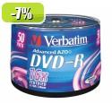 MEDIJ DVD-R VERBATIM 50PK tortica 071368