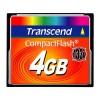 CF TRANSCEND 4GB 133X, 50/20MB/s, MLC 091518
