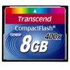 Spominska kartica CF TRANSCEND Premium 8 GB TS8GCF400 (TS8GCF400)