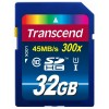 SDHC Transcend 32 GB C10 UHS (TS32GSDU1)