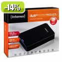 "HDD Intenso EXT 3TB MEMORY CENTER, 3,5"" USB 3.0,b 85MB/s,p 75B/s 125938"