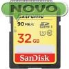 SDHC SANDISK 32GB EXTREME, 90/40MB/s, UHS-I Speed Class 3 (U3), V30