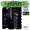 Namizni računalnik PCX EXTIAN GXLED 5.1 (i5-9400F/8GB/SSD 256GB/2TB/GTX 1660-6GB