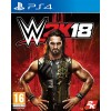 WWE 2K18 (Playstation 4)