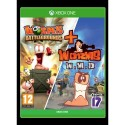 Worms Battlegrounds + Worms WMD Double Pack (Xone)