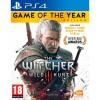The Witcher 3 Wild Hunt GOTY (PS4)