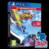 Team Sonic Racing - 30th Anniversary Edition (PS4)