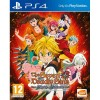 The Seven Deadly Sins (Playstation 4)