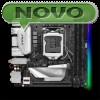 ASUS STRIX Z370-I GAMING, DDR4, SATA3, USB3.1Gen2, DP, LGA1151 mini ITX