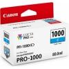 Canon PFI-1000 C cyan kartuša BS0547C001AA