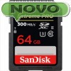 SanDisk 64GB EXTREME PRO SD UHS-II CARD 300 MB/S