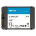 """SSD 120GB 2.5"""" SATA3 3D TLC, 7mm, CRUCIAL BX500 SSDCRU090"""