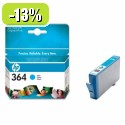 HP 364 Cyan Ink Cartridge with Vivera Ink YCB318EE