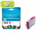 HP 364 Magenta Ink Cartridge with Vivera Ink YCB319EE