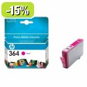 HP 364 Magenta Ink Cartridge with Vivera Ink YCB319EE