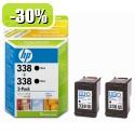 HP 338 2Xc8765EE Pack YCB331EE