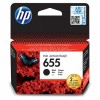 HP 655 Black Ink Cartridge YCZ109AE